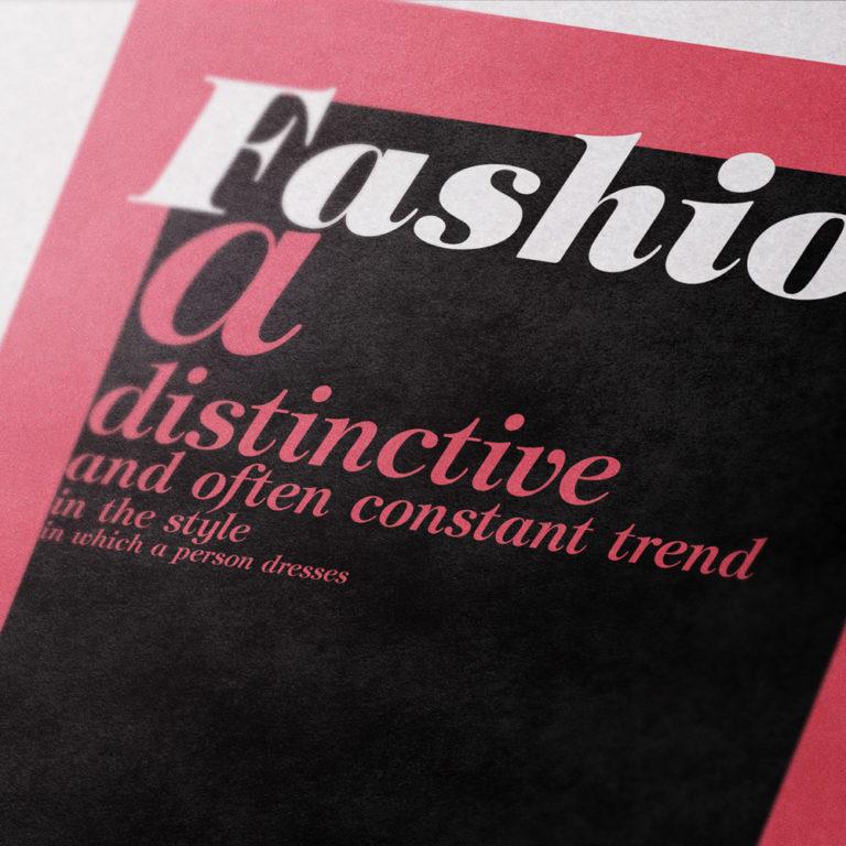 Impaginazione Libro – Book Fashion History and Trends