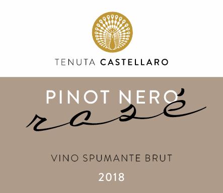 Etichetta Pinot Nero Ros