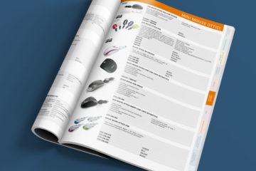 Catalogo prodotti realizzato da studiolifestyle.it