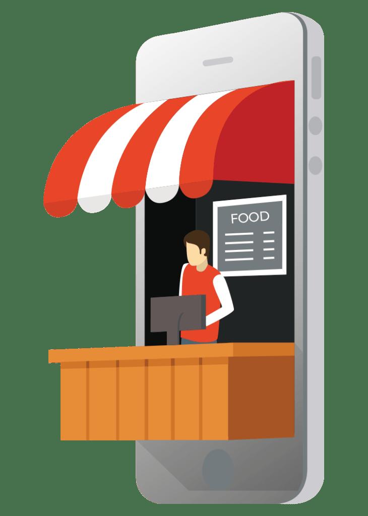 Offerta e-commerce per le aziende in difficolt