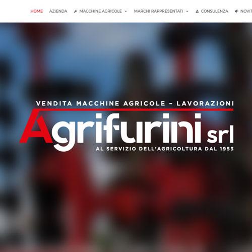 Sito web responsive per Agrifurini by studiolifestyle.it